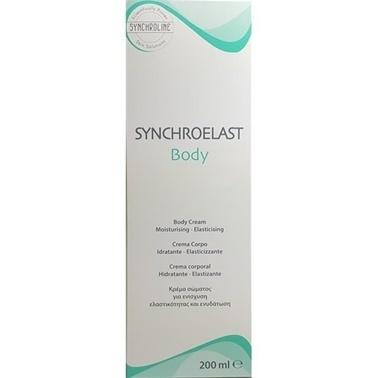 Synchroline  Synchroelast Body Cream 200ml Renksiz